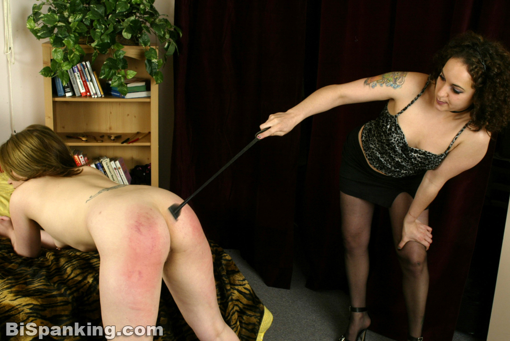 BiSpanking – RM/SD –Jasmine – Dominates Claire (Part 2) (Aug. 18, 2020)