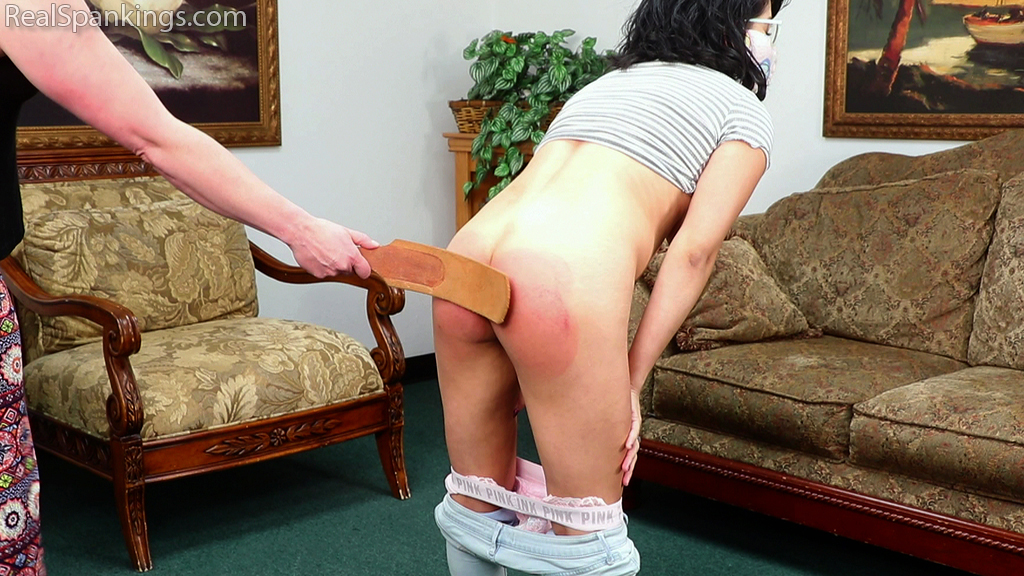 Real Spankings – MP4/FullHD – Mona – Bare Breasted Punishment: Mona (Fri Nov 20, 2020)