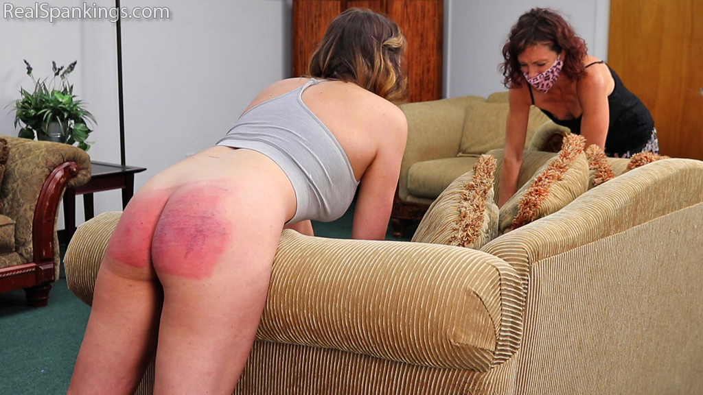 Real Spankings  – MP4/Full HD –  Kaylee – Sleepover Spanking (Part 1 of 2) ( Nov 23, 2020 )