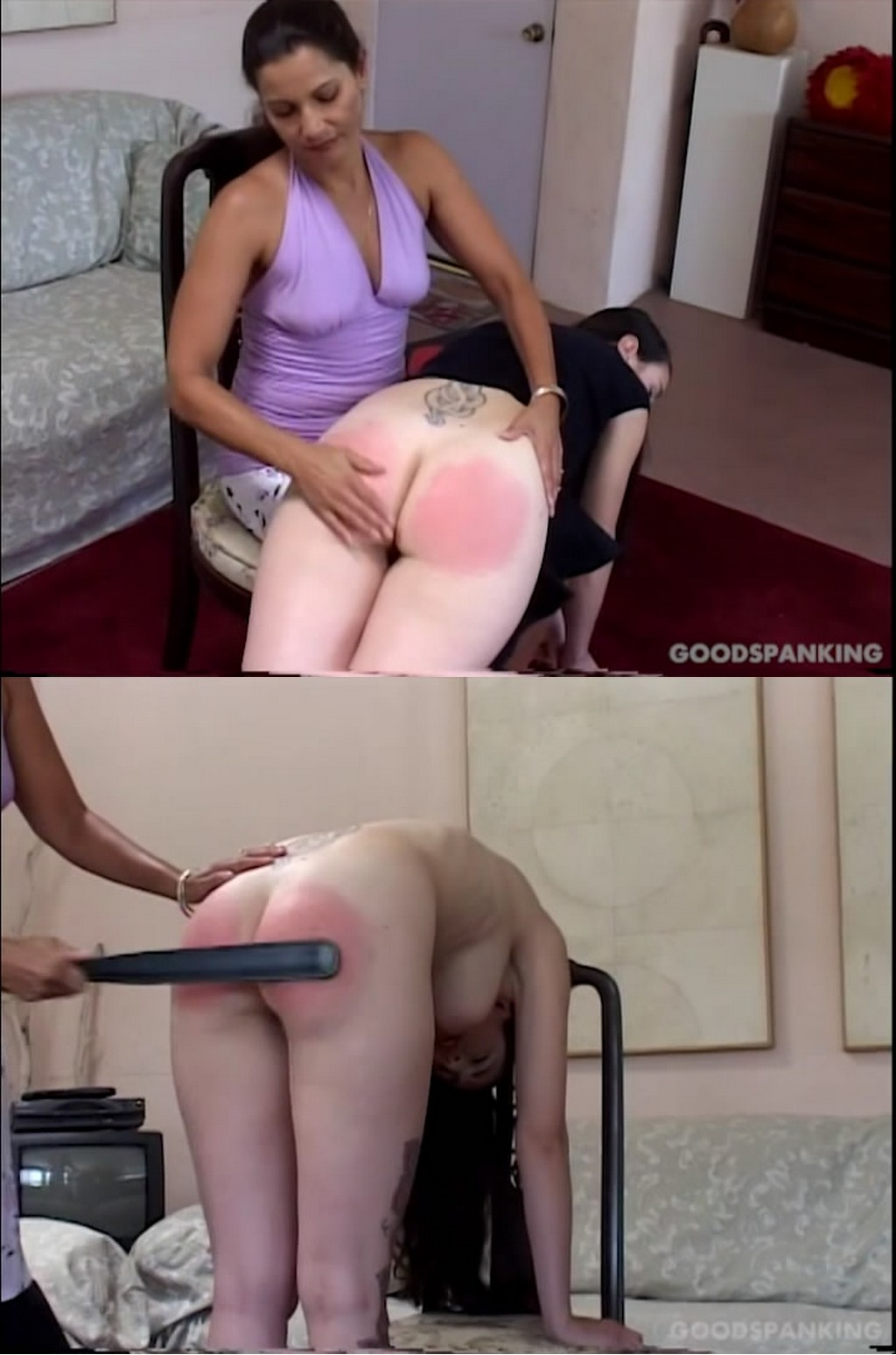 Good Spanking – MP4/SD – Chelsea Pfeiffer, Natalie Minx – Chelsea Spanks: Natalie (Release date: OCT. 13, 2020)