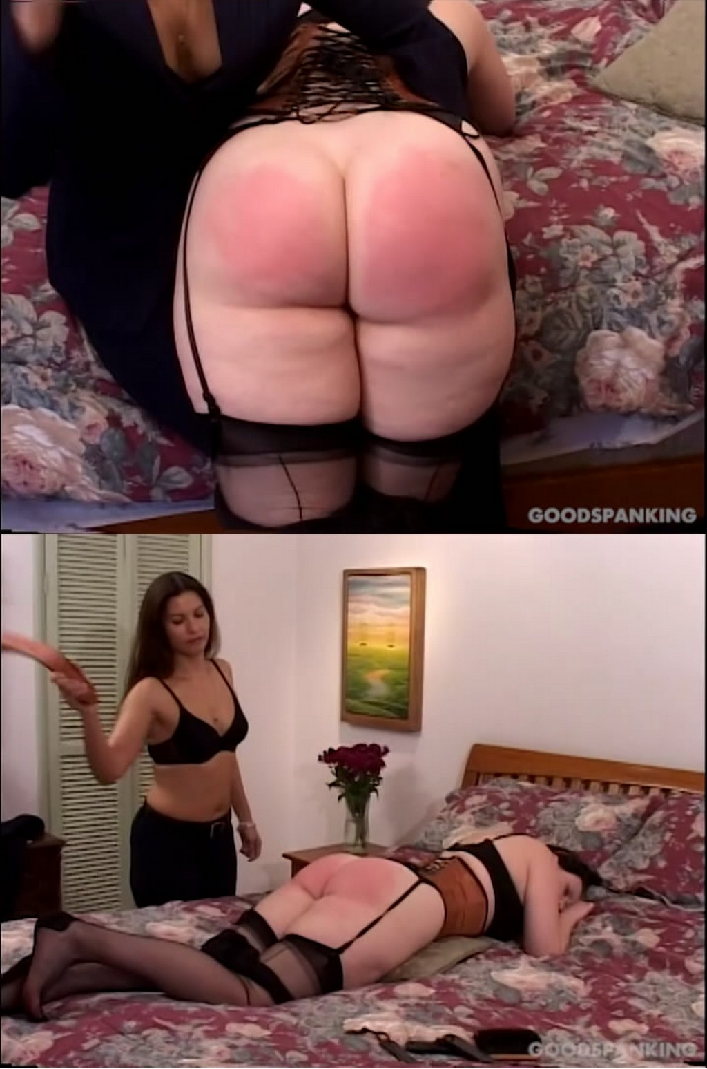 Good Spanking – MP4/SD – Chelsea Pfeiffer, Julie Simone – Chelsea Spanks: Julie (Release date: OCT. 06, 2020)