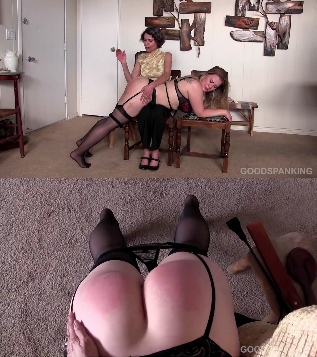 Good Spanking – MP4/Full HD – Stevie Rose, Chelsea Pfeiffer – I See A Girl Who Needs A Spanking – Part One (Release date: OCT. 09, 2020)