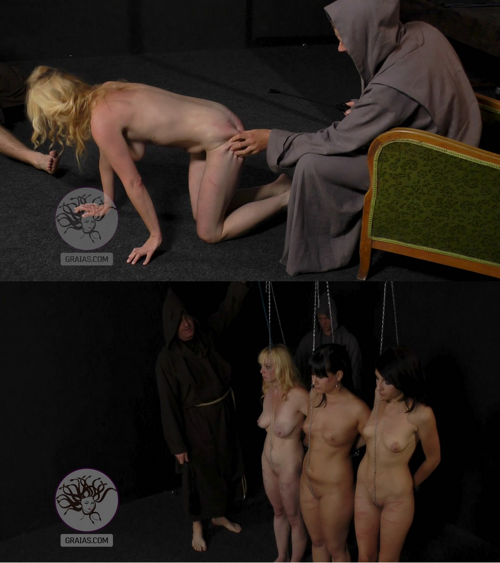 Graias – MP4/Full HD – JASMINS PUNISHMENT – GETTING RID OF SINS – PART 1