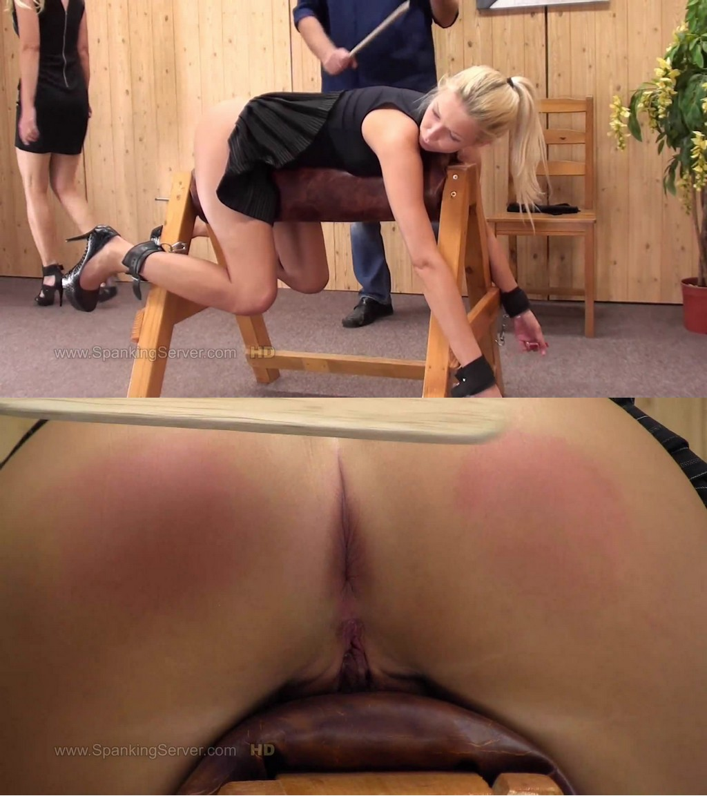 Spanking Server – MP4/Full HD – Karol 5316