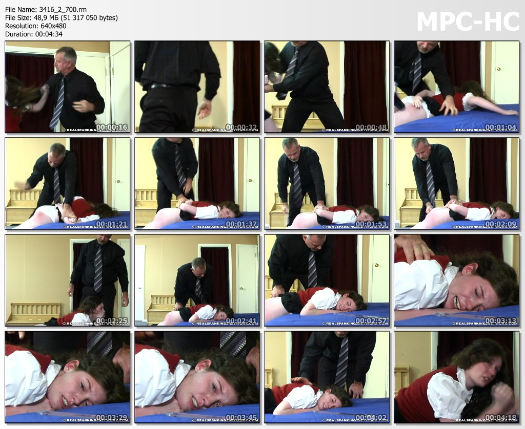 3416 2 700.rm thumbs - Spanking Bailey – RM/SD – Bailey - Bailey is Paddled for Resisting Her Punishment (Nov. 20, 2020)