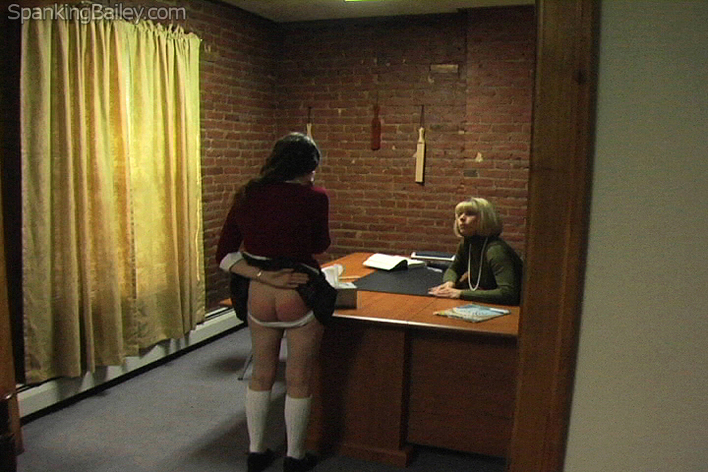 Spanking Bailey – RM/SD – Bailey – Earns A Strapping For Being A Tattletale ( November 17, 2020 )