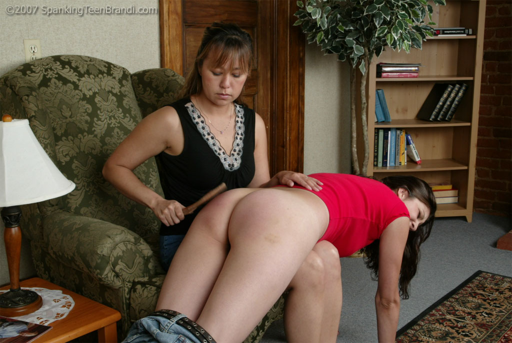 Spanking Teen Brandi -RM/SD – Brandi – Brandi's Dogsitting Does Not Go Well (Oct. 16, 2020)