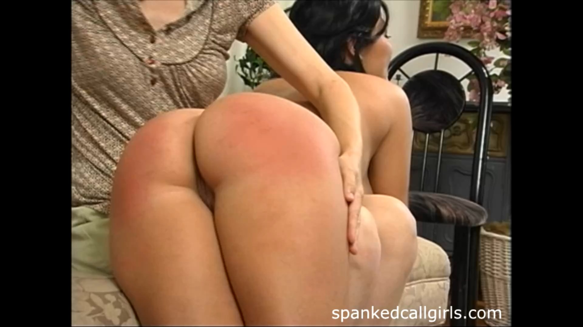 Spanked Call Girls – MP4/Full HD – Dames, Kylee Reese – Clare Dames Butt Spanking and Plug REMASTERED