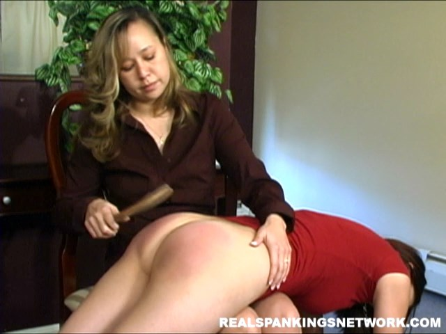 SpankingTeenBrandi – RM/SD – Brandi – Spanked in the Home Office (Oct. 30, 2020)