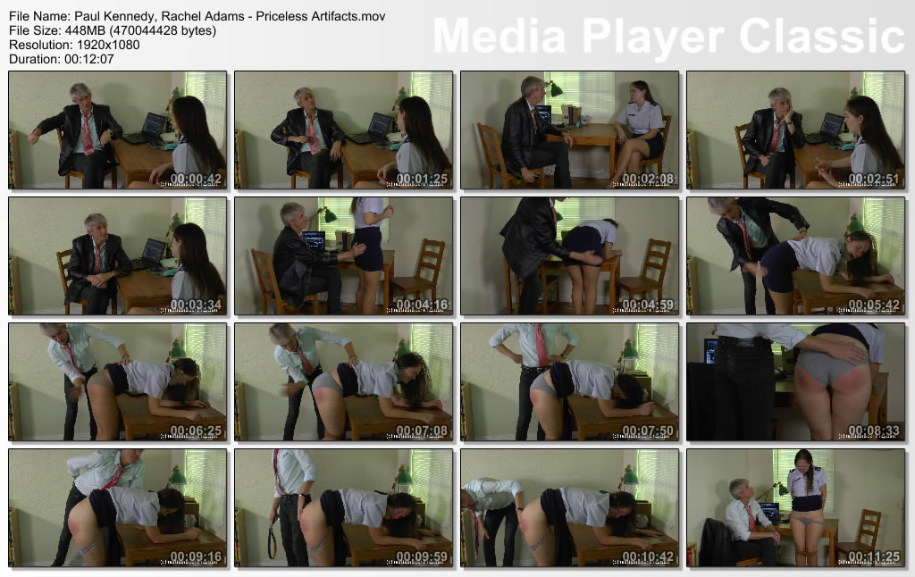 thumbs20201126162336 - Northern Spanking - MP4/Full HD - Paul Kennedy, Rachel Adams - Spanked Stability Guard/Priceless Artifacts