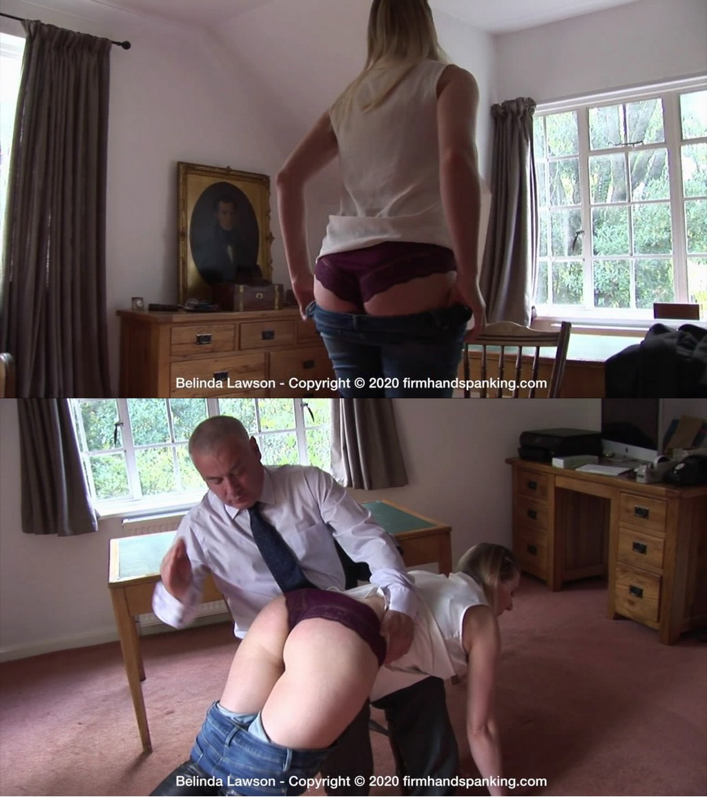 Firm Hand Spanking – MP4/HD – Belinda Lawson – Leather Princess – A/ALL-NEW SERIES with Belinda Lawson as the Leather Princess! (Release date: Nov 30, 2020)