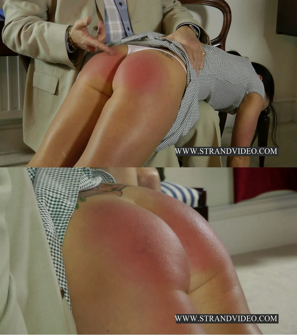 Spanking Sarah – MP4/Full HD – Kiki Devine, Suzie Smart, Mr. Stern – A Lesson For 2