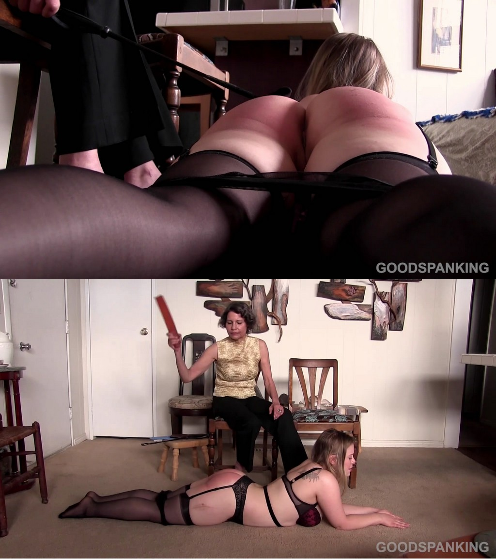 Good Spanking – MP4/Full HD – Stevie Rose, Chelsea Pfeiffer – I View a Lady Who Requires a Spanking – Component 2  (Release date: Nov 20, 2020)