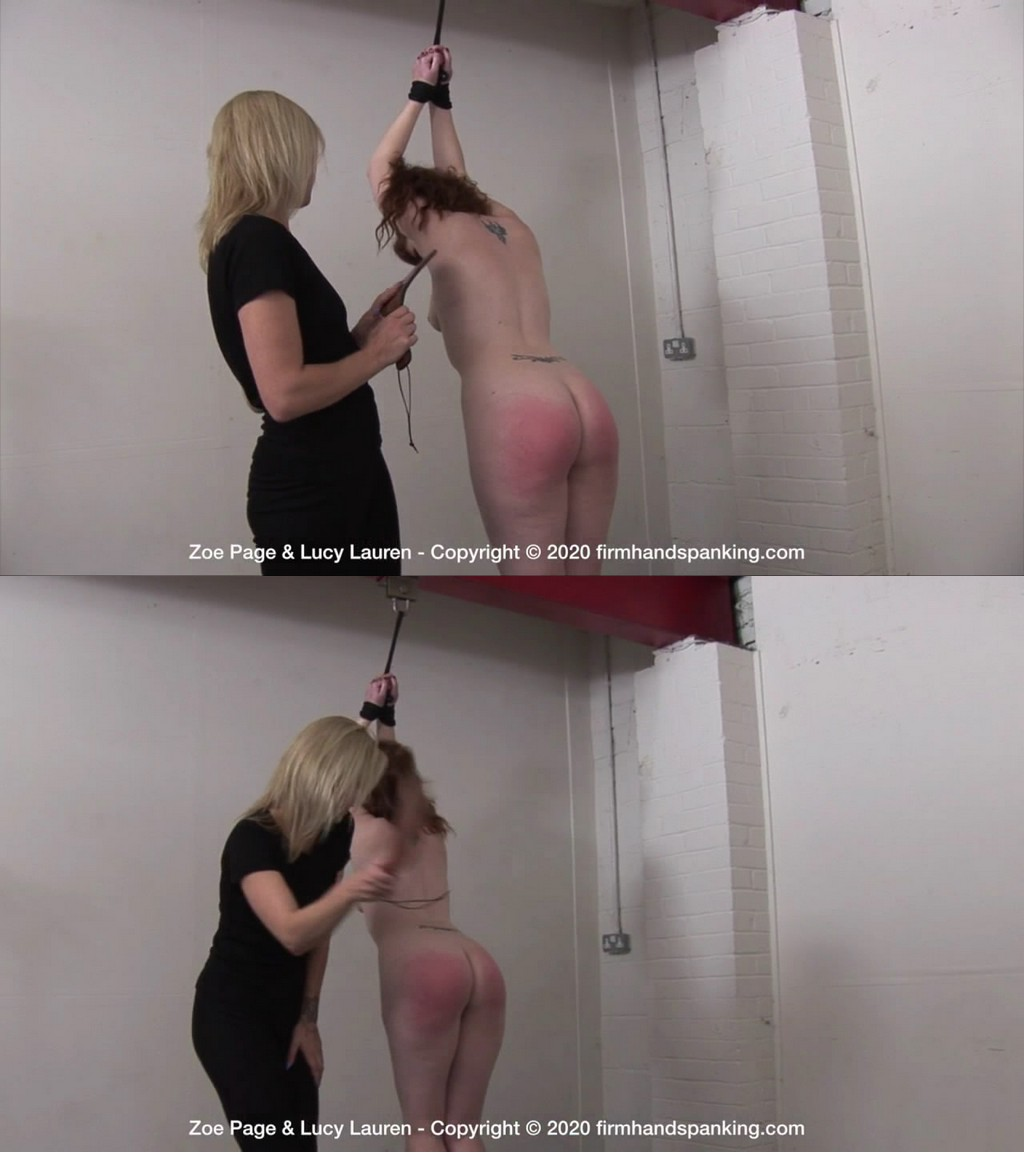 Firm Hand Spanking – MP4/HD – Zoe Page – Correctional Institute – O/Naked paddling with a run-up for Zoe Page – the ultimate humiliation! (Release date: Dec 18, 2020)
