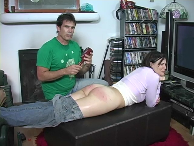 Dallas Spanks Hard – MP4/Full HD –   Claire – The Burn and The Sting
