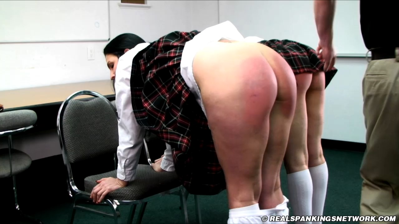 Real Spankings Institute – MP4/HD – Jordyn – Jordyn and Syrena Spank Each Other (Part 2 of 2)