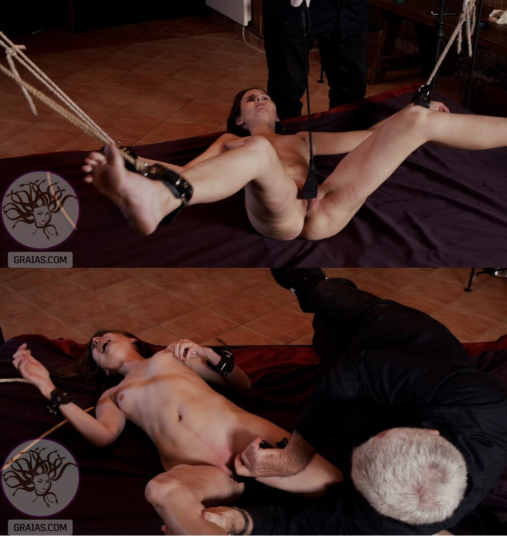 Graias – MP4/Ultra HD – HOPE – SLAVE OF THRONE PART 1
