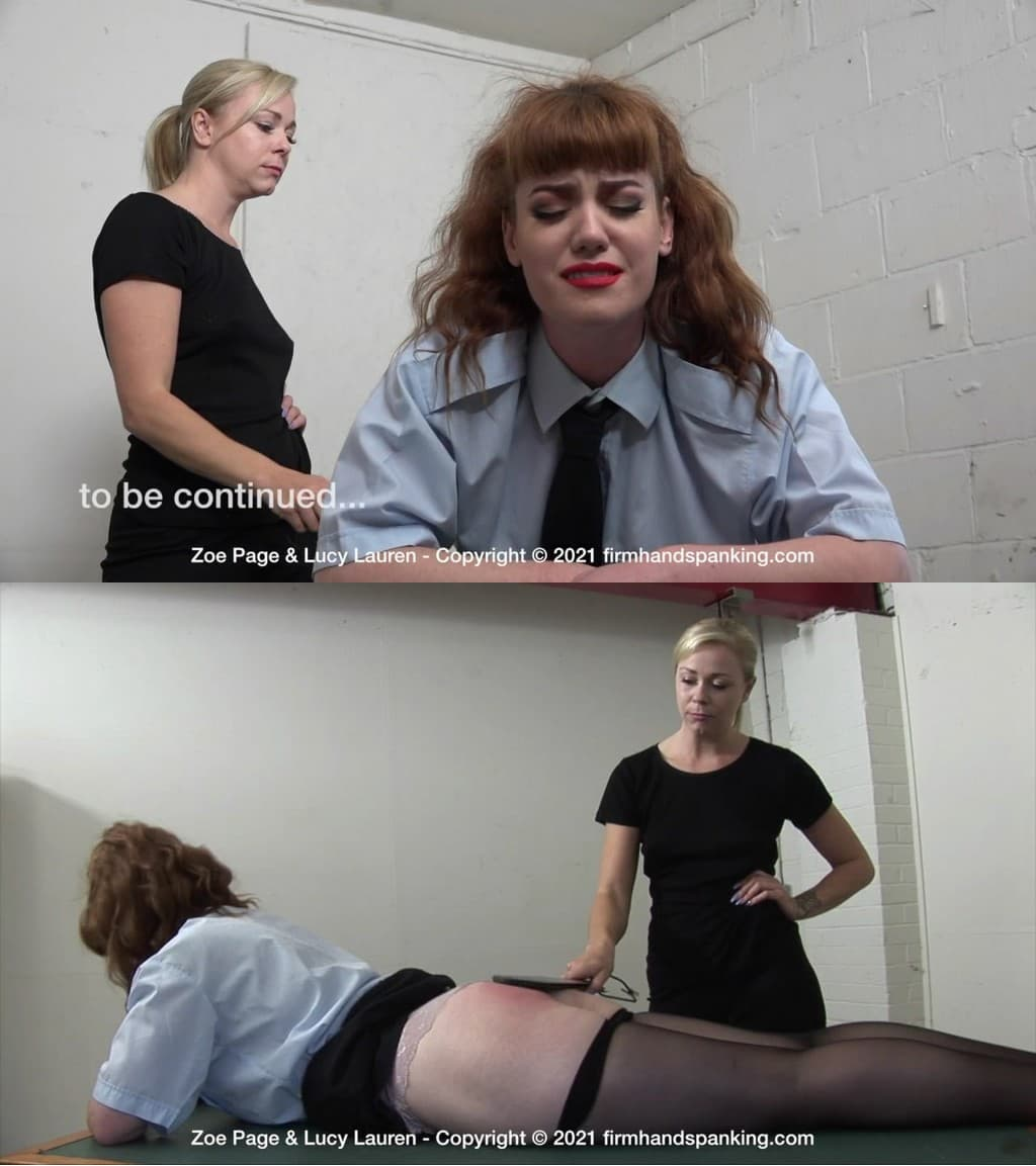 Firm Hand Spanking – MP4/HD – Zoe Page – Correctional Institute – R/Bare bottom paddling for Zo E Web Page, Eyebrow Rebounding from Lucy's swatsE (Release date: Jan. 08, 2020)