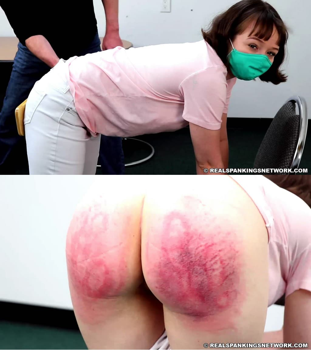 Real Spankings – MP4/Full HD – Ella – School Swats: Ella