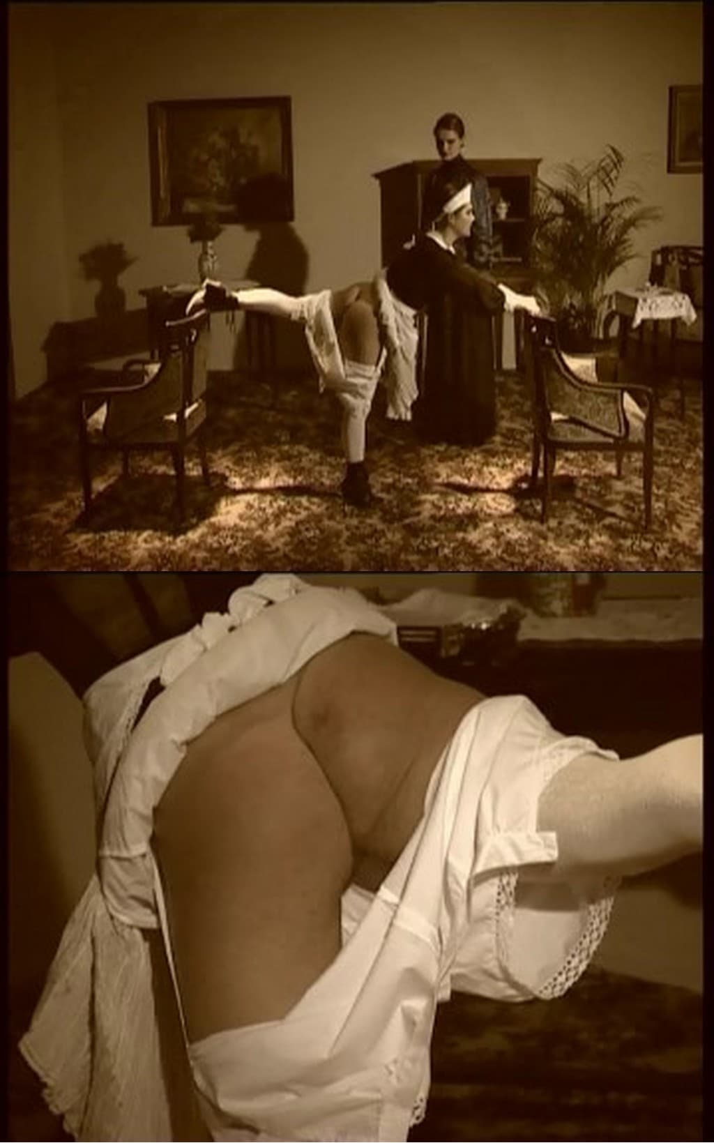 Lupus Spanking – MP4/SD – The Glamour Of Old Times