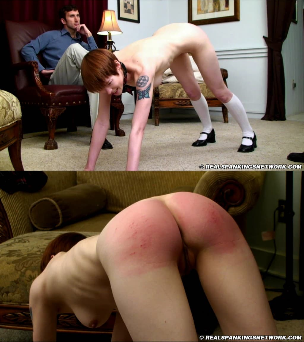 Real Spankings Institute – MP4/HD – Lila – Lila in scene: Lila: Strapped in the Lunge Position (Part 2 of 2) – Dorm Room