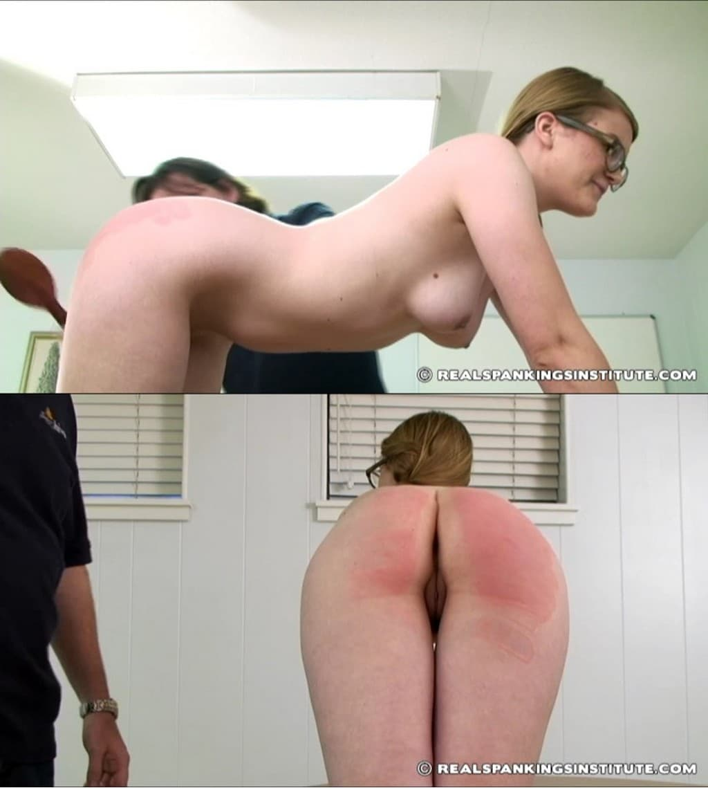 Real Spankings Institute – RM/SD – Ivy – Ivy in scene: Ivy Spanked for Multiple Infractions (Part 2 of 2) – On All Fours