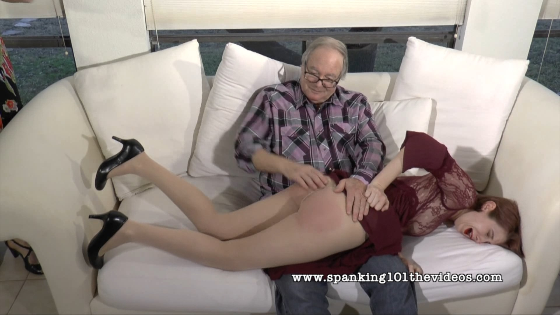 Spanking 101 The Videos – WMV/Full HD –  Ava Nyx – Like Mother, Like Daughter