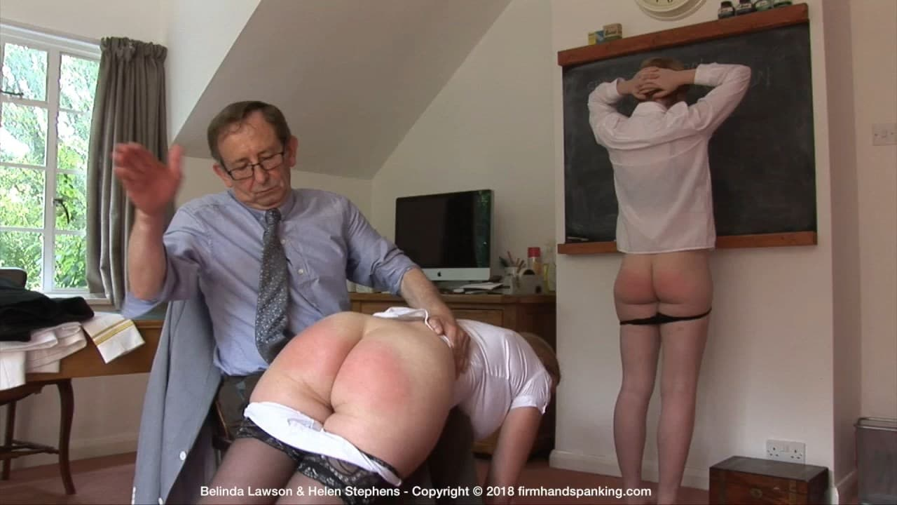 Firm Hand Spanking – MP4/Full HD – Belinda Lawson – Marks Out Of Ten