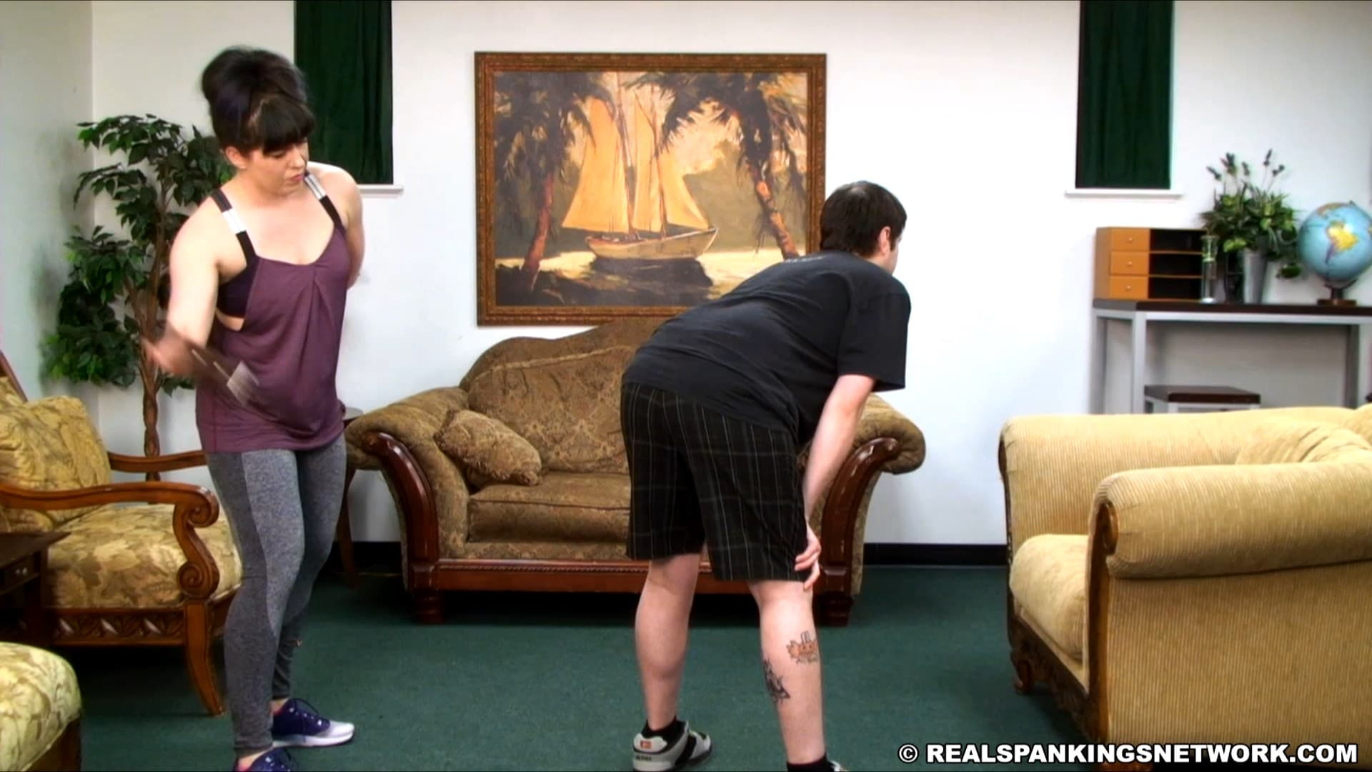 BiSpanking – MP4/Full HD – Betty – Zacks Bad Night (part 3 Of 4)