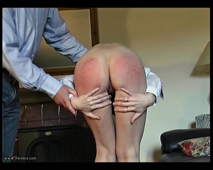 Strict Spanking – WMV/SD – Caught Screwing Around