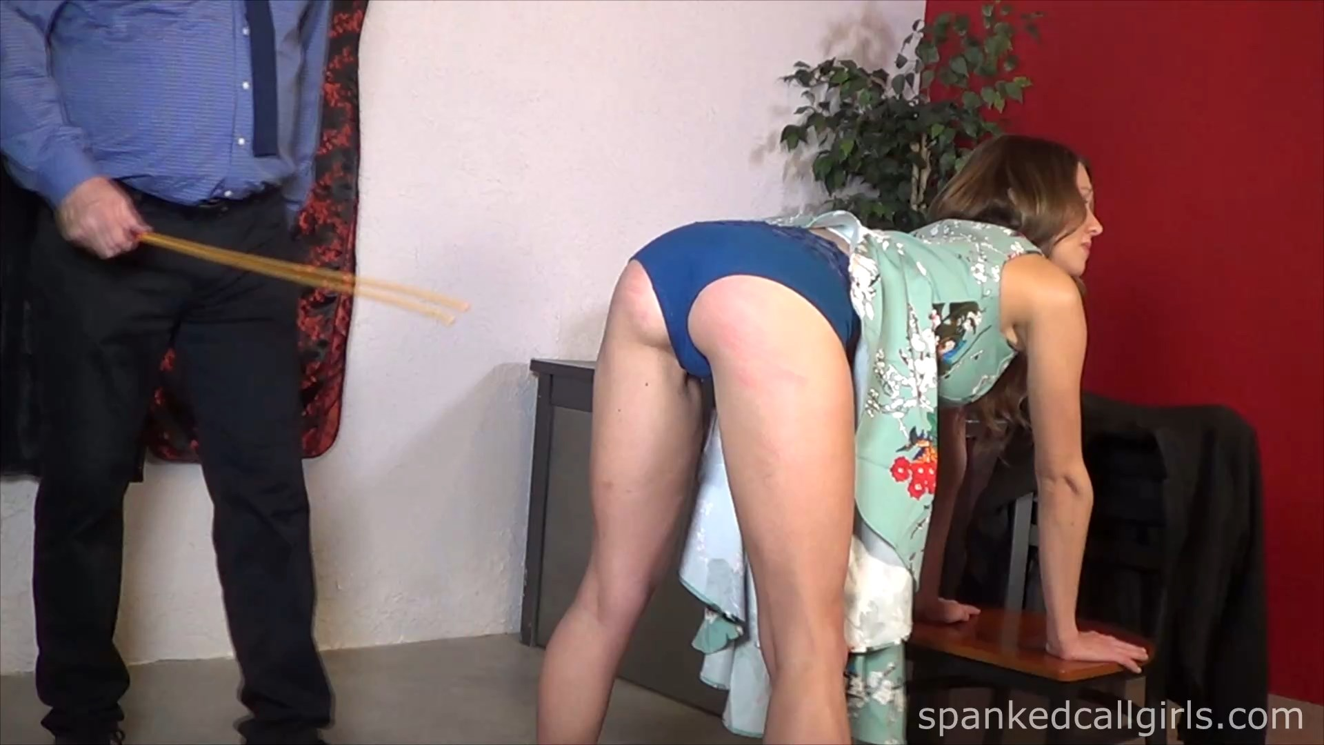 Spanked Call Girls – MP4/Full HD – Chrissy Marie – Chrissy Marie Punished By Boss Day 2