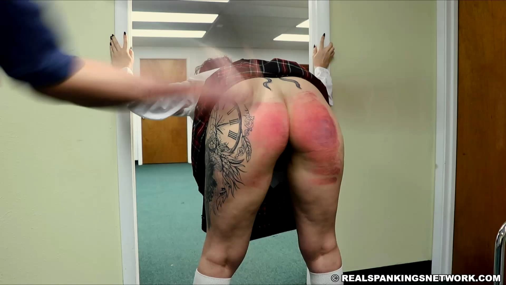 Real Spankings Institute – MP4/Full HD – Jordyn – Jordyn Sent To See The Dean (part 2 Of 2)