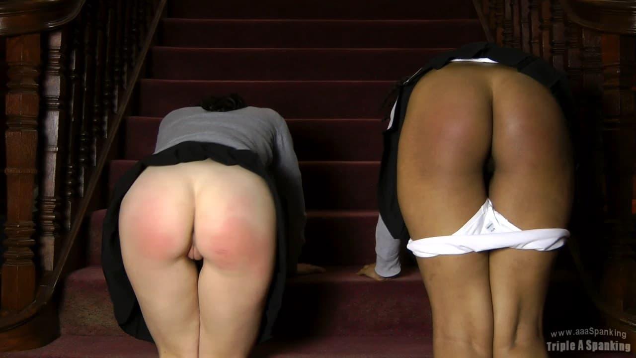 Kami Robertson, Danielle Hunt – Disciplina Scholaris