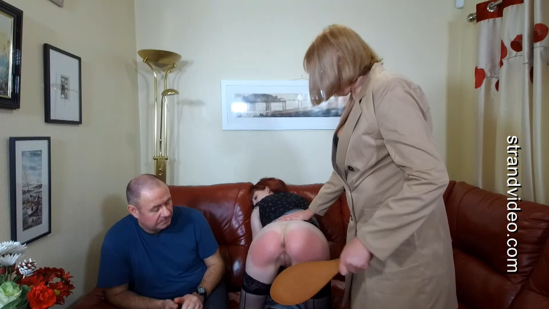 Red Stripe Films – MP4/Full HD – Louise Carleton, Sarah Stern – Just Doing Her Best