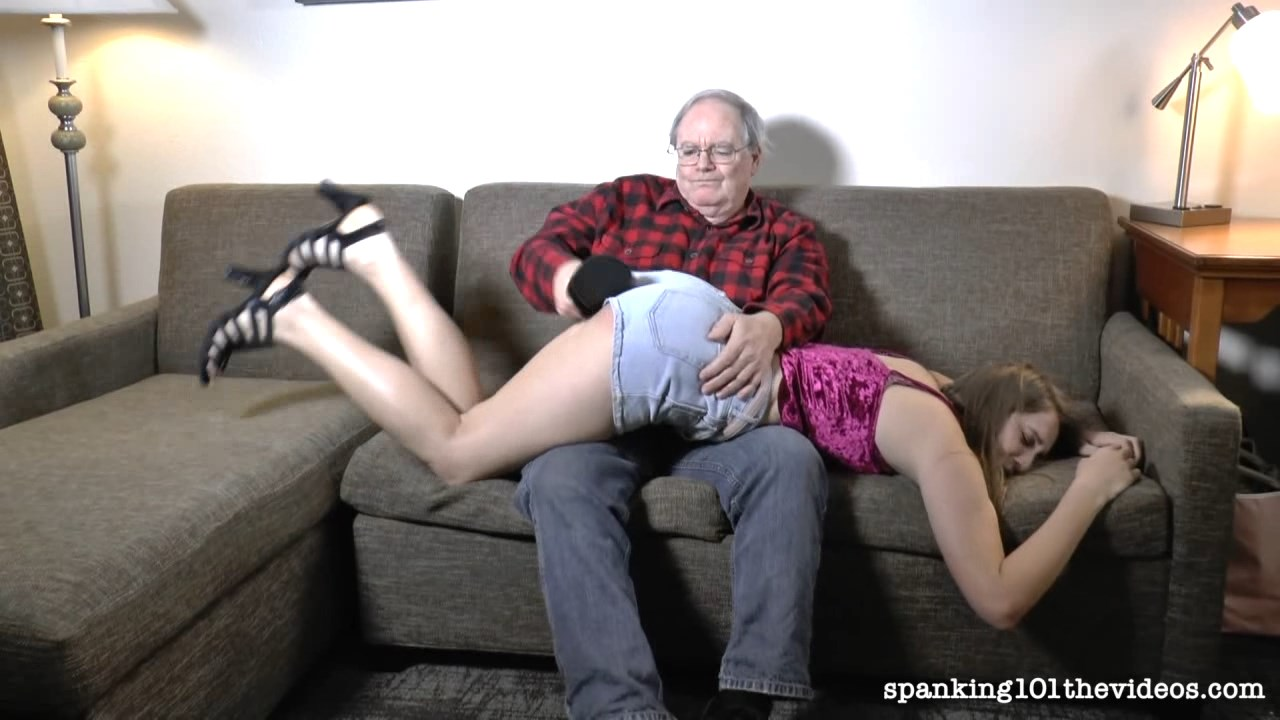 Spanking 101 The Videos – MP4/HD –  Reyna McKenzie – Rey's Long Week