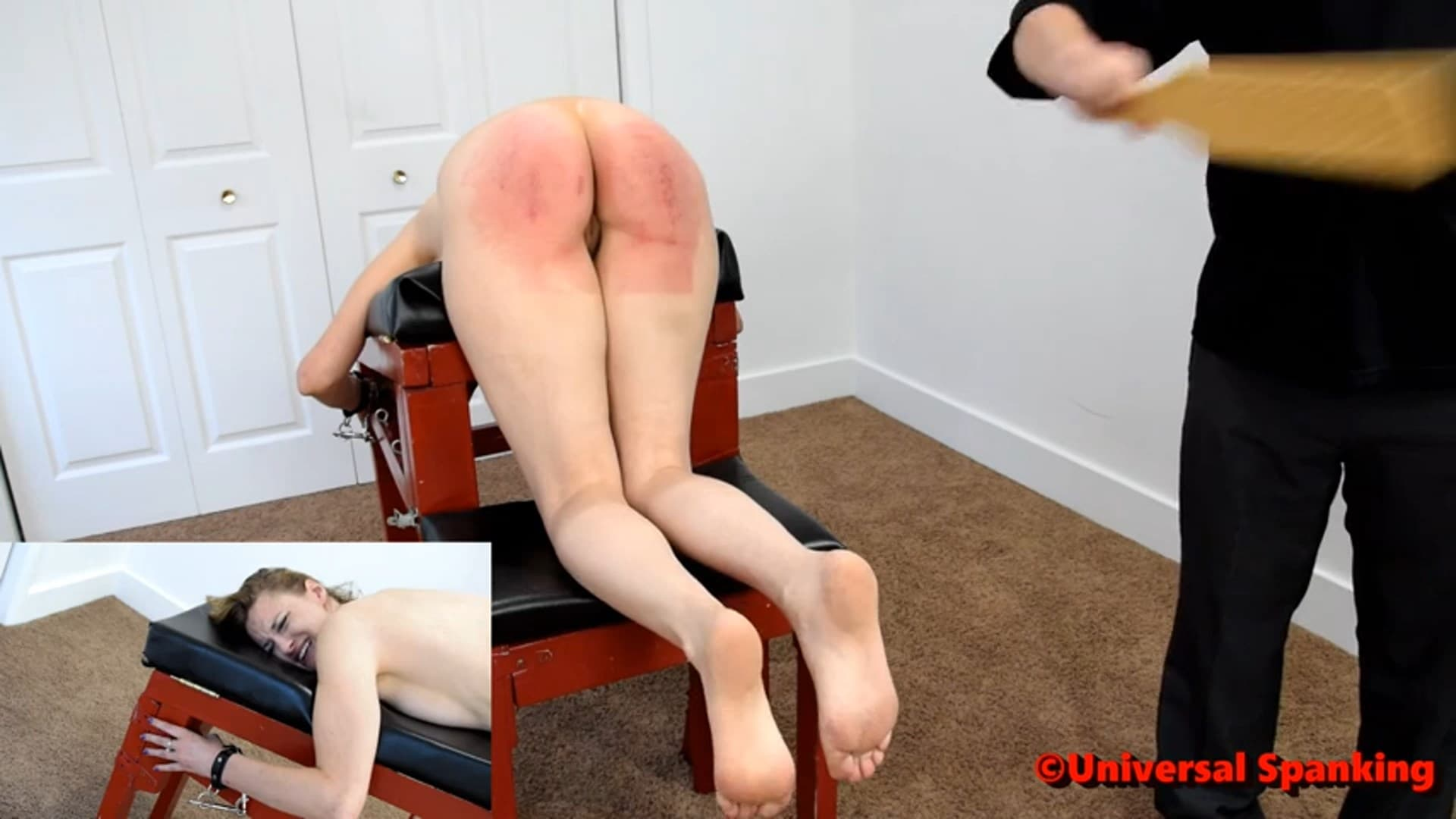 Shy Sky – Naked Judicial Punishment 2