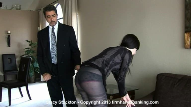 Firm Hand Spanking – WMV/SD – Stacy Stockton – Private School – BF