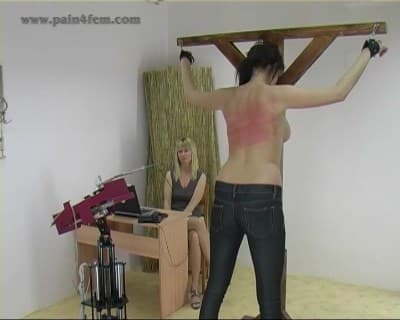 The Spanking Machine – MP4/Full HD – Suzy Morgan – The Spanking Machine