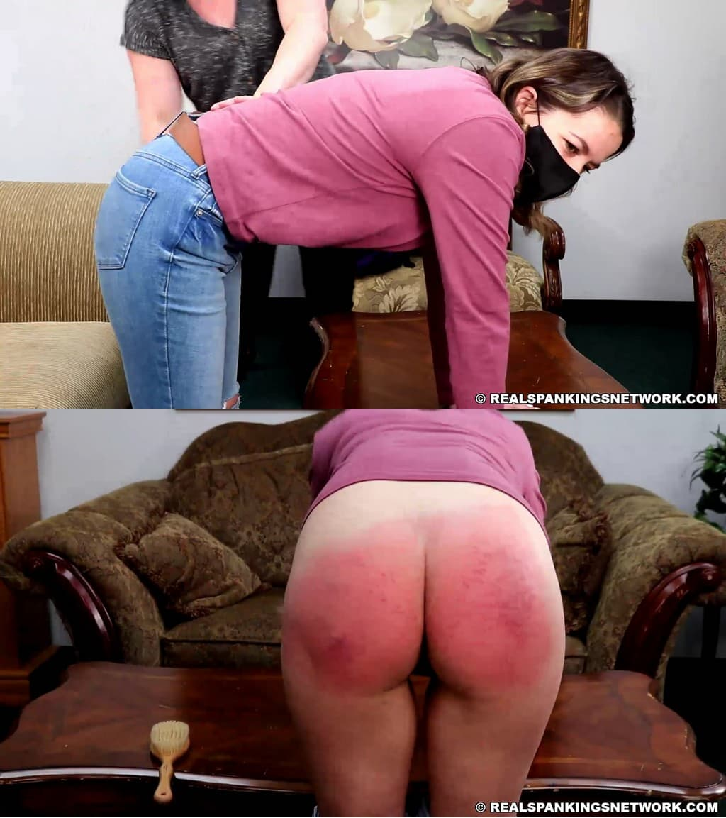 Real Spankings Institute – MP4/Full HD – Kiki Cali – The Center Of Attention (part 1)