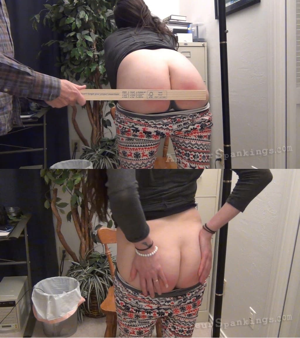 Amateur Spankings – MP4/Full HD – Eden And A Credit Card