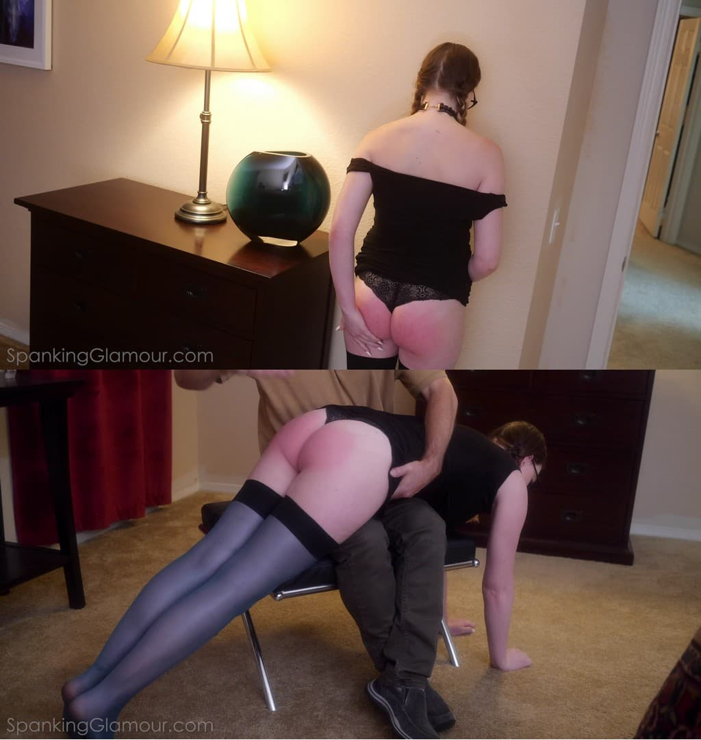 Spanking Glamor – MP4/Ultra HD – SPG Samantha Reigns 2 4K