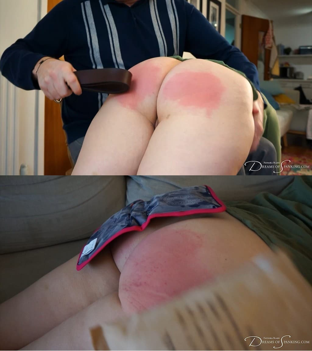 Dreams of Spanking – MP4/Full HD – Pandora Blake, Stephen Lewis – A Very Sorry Young Lady + Behind The Scenes