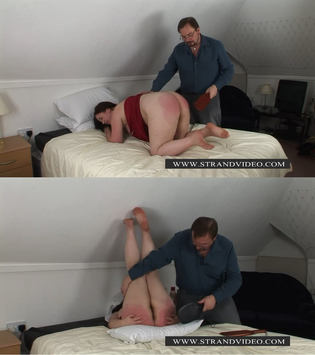 Red Stripe Films – MP4/Full HD – Rachel – Ultimate Cure – corporal punishment