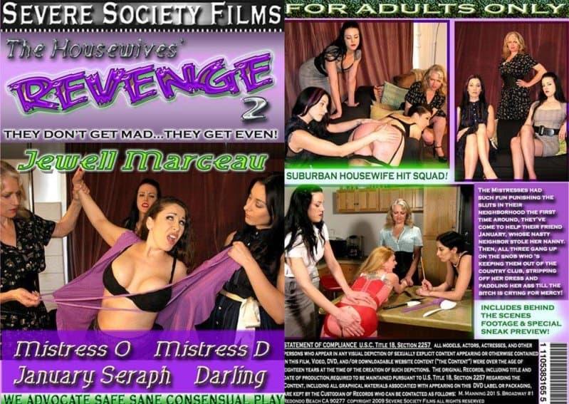 Severe Sex Films – TS/Full HD – Jewell Marceau, Dee Severe – Housewives' Revenge 2