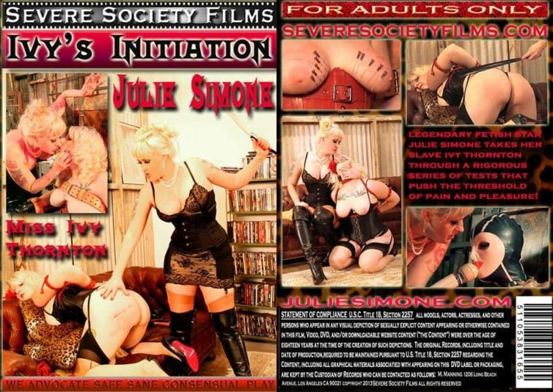 Severe Sex Films – TS/SD – Julie Simone, Ivy Thornton – Ivy's Initiation