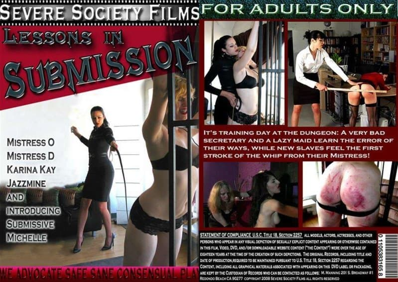 Severe Sex Films – TS/SD – Karina Kay, Michelle, Jazzmine – Lessons In Submission