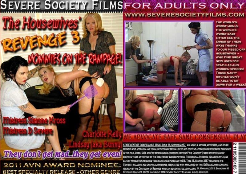 Severe Sex Films – MP4/HD – Lindsay, Dee Severe – Housewives' Revenge 3