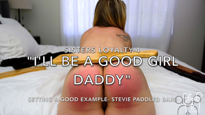"Assume The Position Studios – MP4/HD – Stevie Rose, The Master – ""i'll Be A Good Girl Daddy"" Setting A Good Example – Friends Loyalty 4 (Release date: Feb. 12, 2021) –  bbw spanking"
