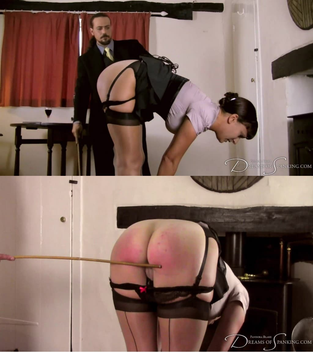 Dreams of Spanking – MP4/Full HD – Leia-Ann Woods, Thomas Cameron – Day Ten Of Her Training