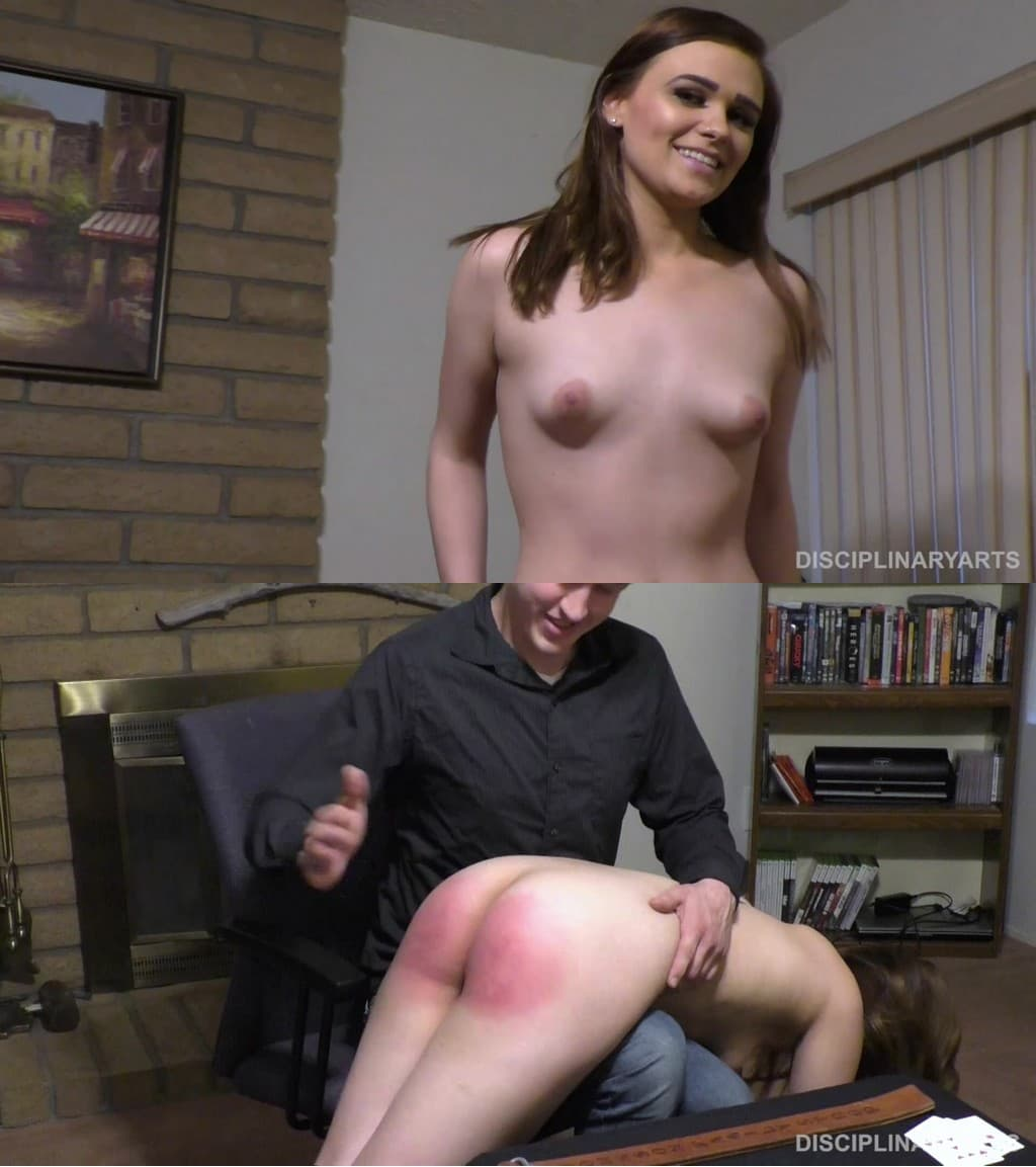 Disciplinary Arts – MP4/Full HD – Kyle Johnson, Roxanne – The Pain Game Roxanne Plays Nude Pt 1 (Release date: Feb. 08, 2021)